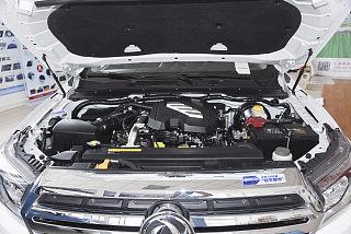 2.3T自动四驱柴油豪华型国VI M9T