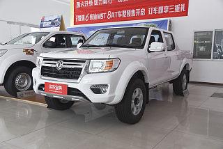 锐骐 2020款 2.5T柴油国VI四驱标准型长货箱ZD25