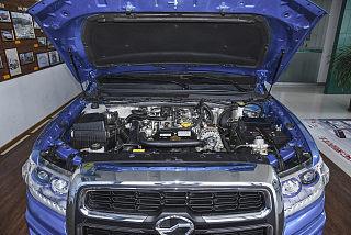 2.5T柴油国VI两驱大双