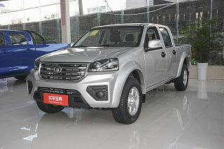 风骏5 2020款 2.4L汽油四驱超值型大双排国VI 4K22