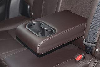 马自达CX-4座椅