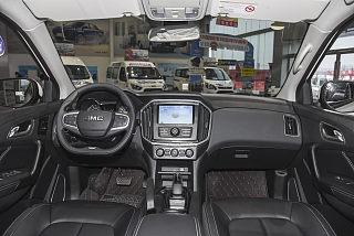 2.0T柴油自动四驱舒享版长轴国VI JX4D20A6L