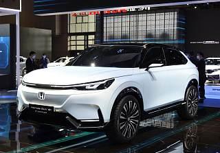 本田SUV e:Prototype